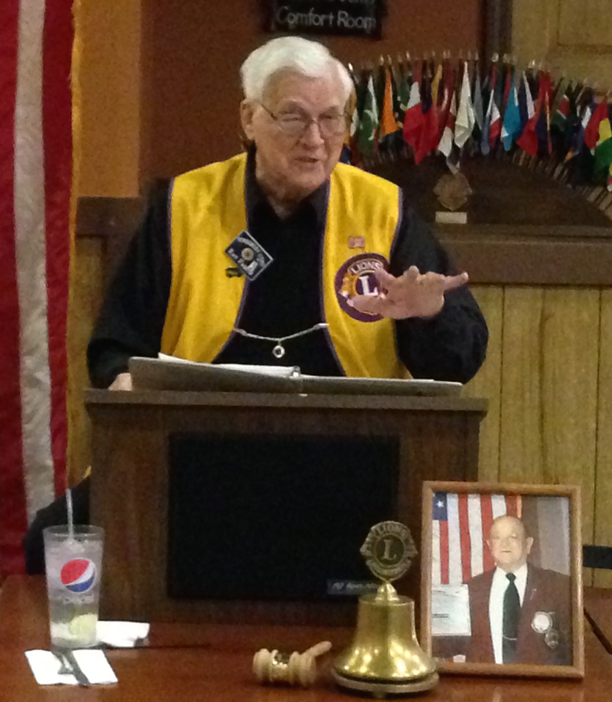 Tewksbury MA Lions Club Meeting