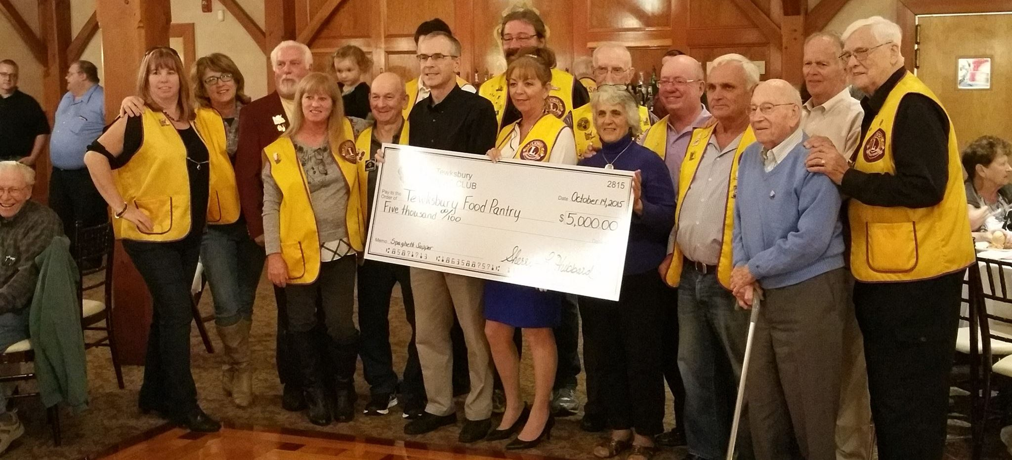 Lions Club Charity Fundraiser