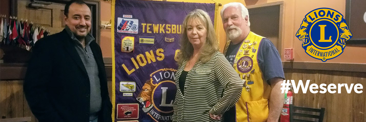 Lions club We serve