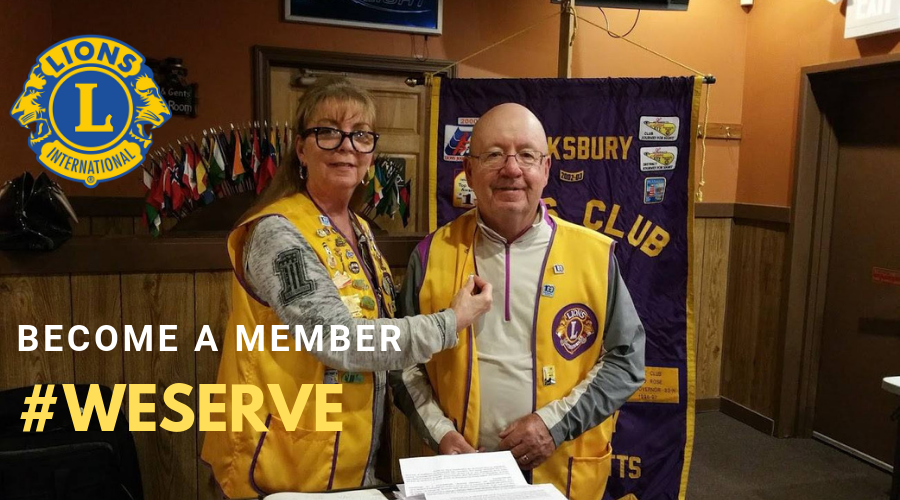 lions become member